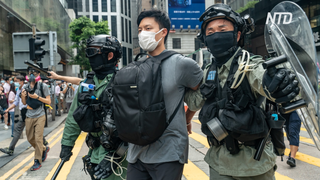 ЕС призывает Китай уважать автономию Гонконга