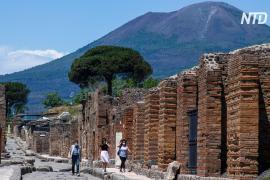 Помпеи снова готовы вернуться к жизни после пандемии