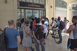 Кубинцев призывают покупать онлайн, но у людей нет доступа к интернету