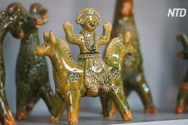 Возрождение традиций: петровская игрушка – гордость Костромы
