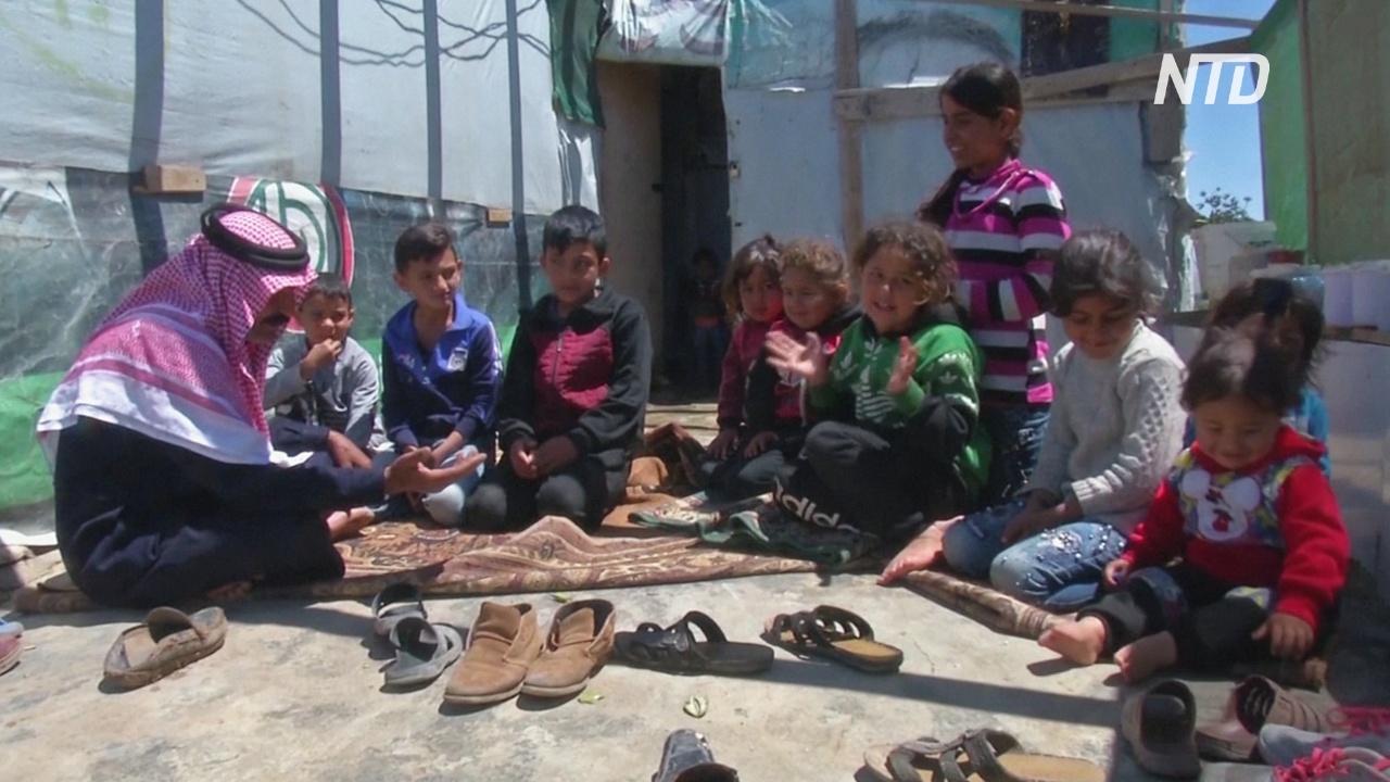 Сирийских беженцев в Ливане больше беспокоит не коронавирус, а голод