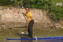 В Таиланде за время карантина стало больше пластиковых отходов