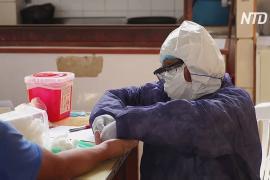 В Перу – антирекорд по суточному числу новых случаев COVID-19