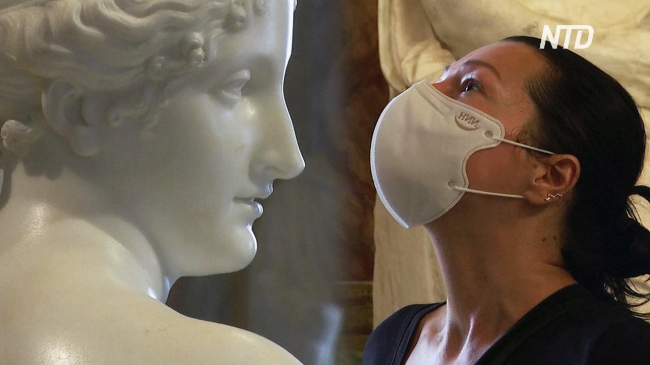 Время наслаждаться искусством: музеи в Риме открылись, но почти пусты