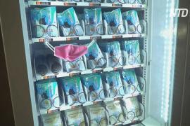 В Сингапуре появились автоматы с бесплатными многоразовыми масками