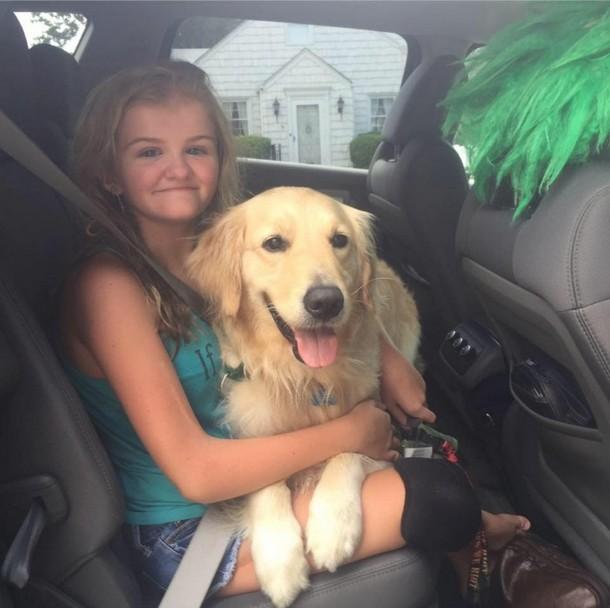 4 9 - Девушка и собака неожиданно получают главные роли в спектакле