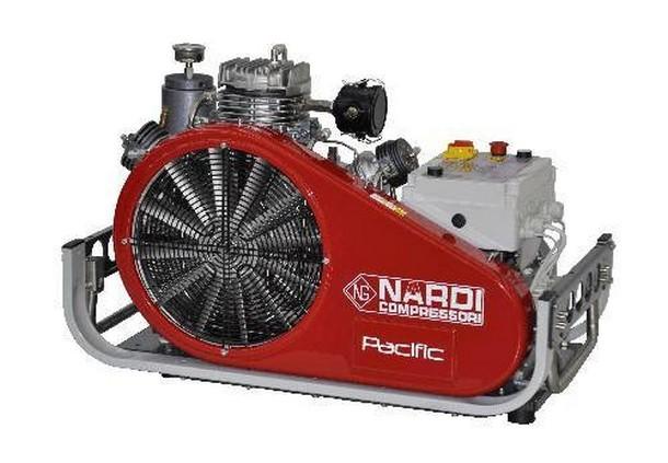 Профессиональные воздушные компрессоры  от компании Nardi (Италия)
