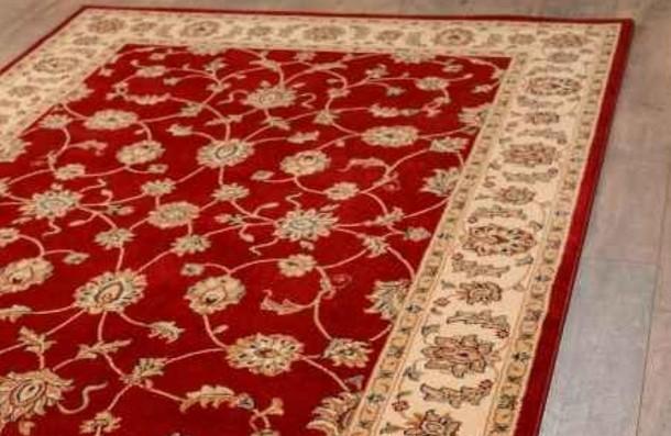 Подходящие материалы ковров в спальню