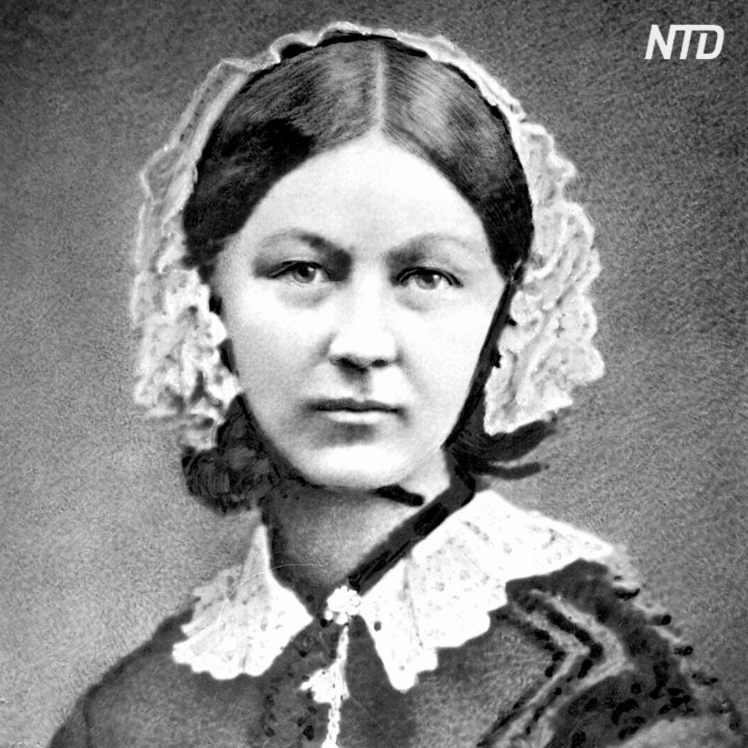 Кем была первая современная медсестра
