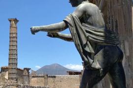 Помпеи готовы вернуться к жизни, но не после извержения, а после пандемии