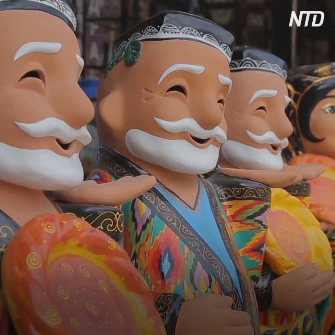 Узбекские гончары ждут возвращения туристов