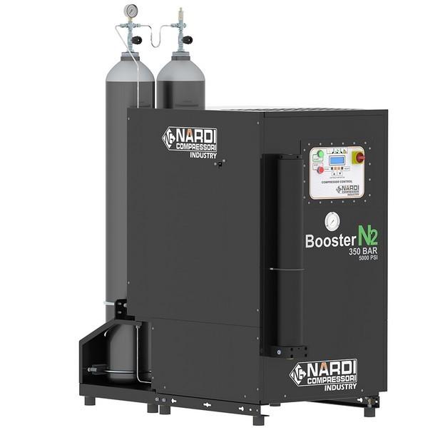 Промышленный компрессор высокого давления Booster BON2-55-350Bar