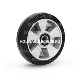 Рулевые колеса для гидравлических решеток резиновые