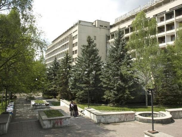 Санаторий «им. Семашко» Кисловодск