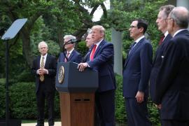 Дональд Трамп: США формально прекращают сотрудничество с ВОЗ