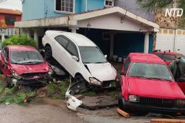 Тропический шторм «Аманда» убил семь человек в Сальвадоре