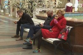 В Москве послабления: работают торговые центры, химчистки и автосалоны