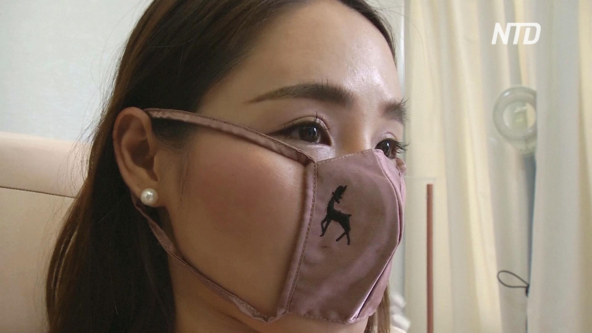 В Таиланде придумали мини-маски для косметологических процедур