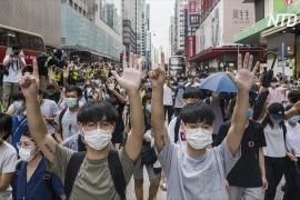 Жители Гонконга не удивлены решением Дональда Трампа лишить регион привилегий