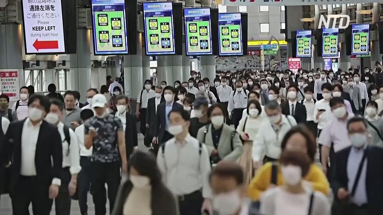 Затишье перед бурей: в Японии ожидают роста числа самоубийств после карантина