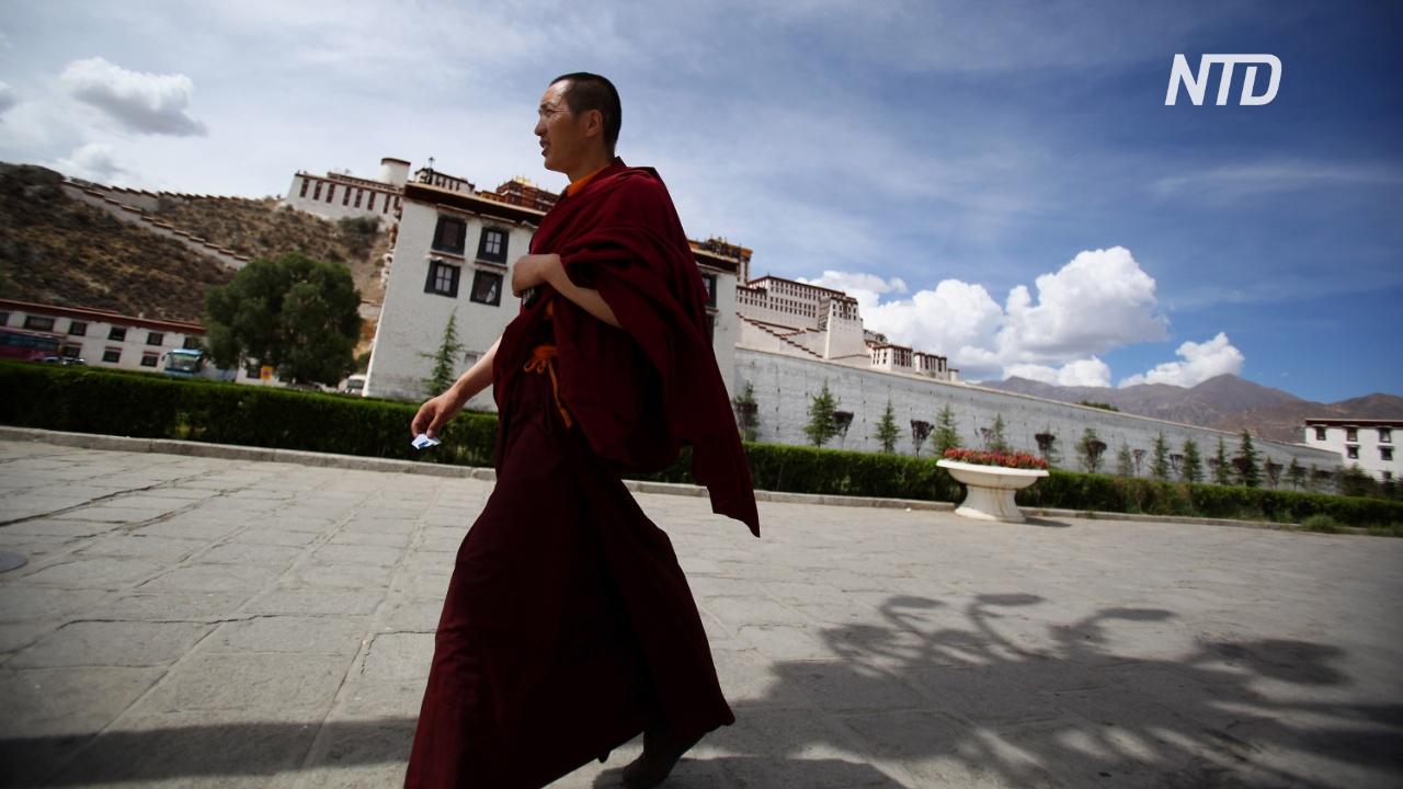 Тибетцы в изгнании приветствуют американский законопроект, признающий независимость Тибета