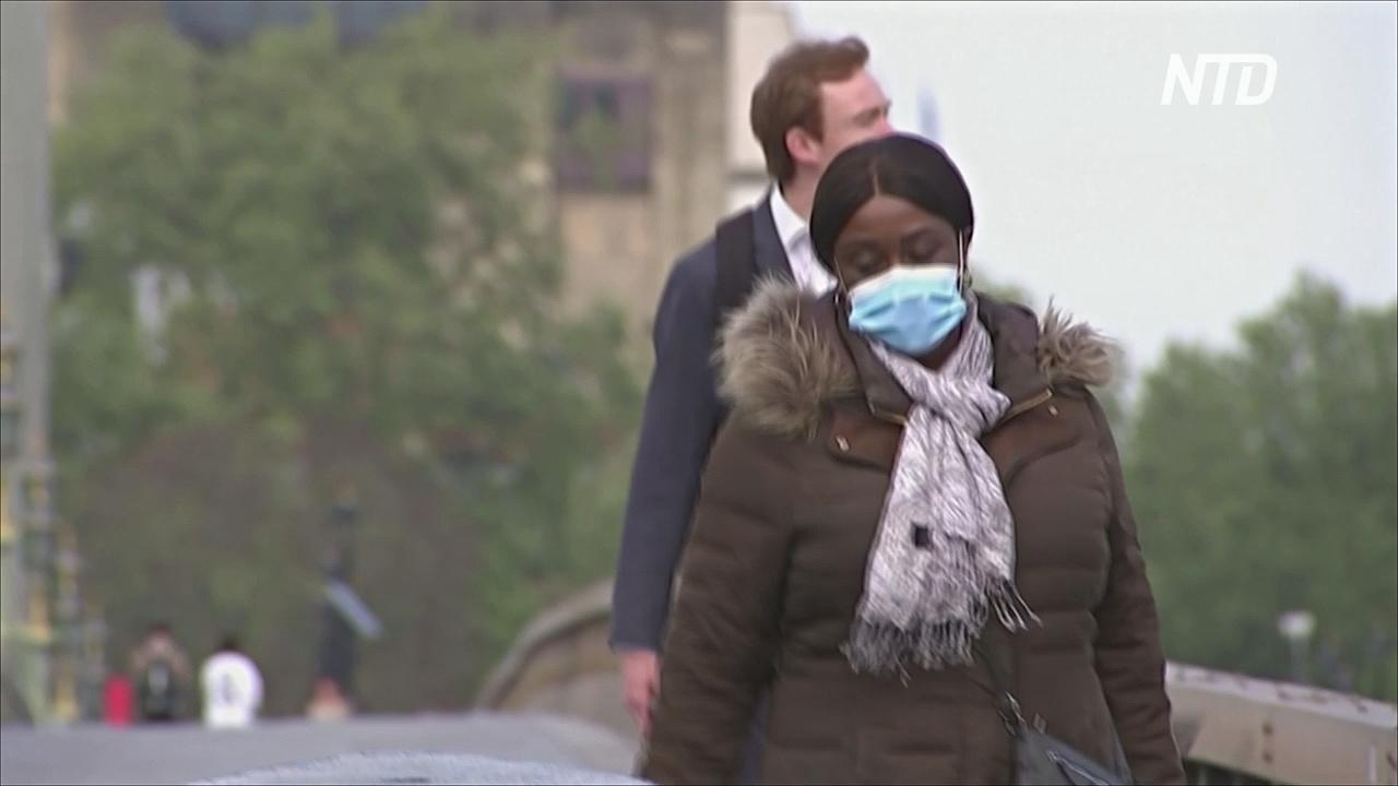 Британский министр: у представителей меньшинств есть больше риска умереть от COVID-19