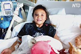 11-летняя британская скейтбордистка записала обращение после страшного падения