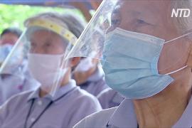 77-летняя тайская бабушка 38 лет работает волонтёром-медиком