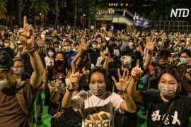 В Гонконге и Тайване помянули жертв «Бойни на Тяньаньмэнь»