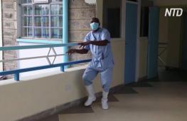 Кенийским врачам «прописали» зумбу