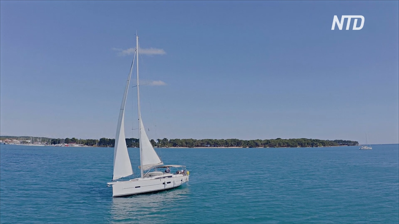 Хорватия надеется привлечь туристов морскими путешествиями