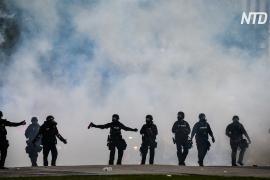 В крупных городах мира прошли протесты против насилия со стороны полиции