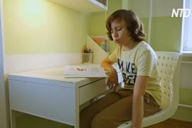 Больше не скучно: российские дети читают книжки незрячим сверстникам
