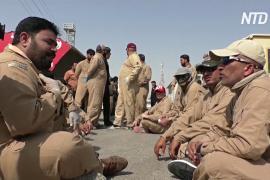 Тысячи работников иракских нефтяных месторождений были уволены
