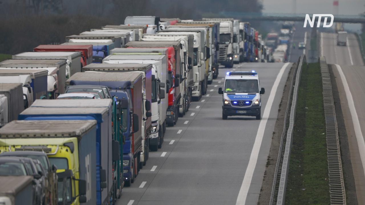 Германия открывает границы с соседями с 15 июня