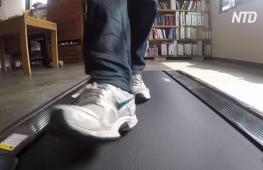 Пешком – 1500 км: бельгиец три месяца карантина ходил по беговой дорожке