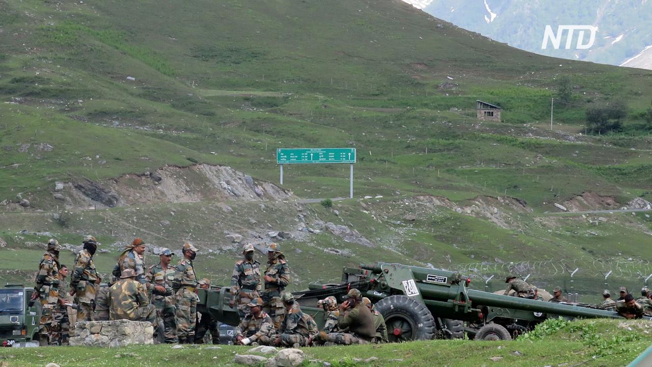 На границе Китая и Индии впервые за 45 лет погибли военные