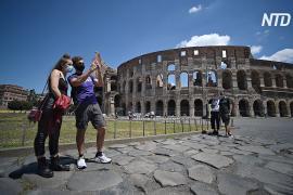 Несмотря на открытые границы, Италия не надеется спасти туристический сезон