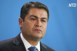 Президент Гондураса госпитализирован с COVID-19