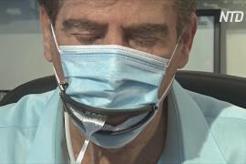 От роботов до открывающихся масок: инновации во время пандемии