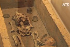 Новая выставка в Неаполе раскрывает секреты этрусской цивилизации
