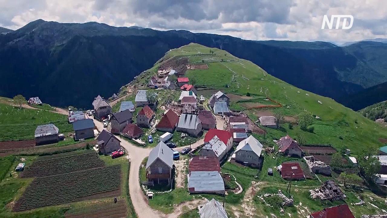 Вдали от вирусов и цивилизации: боснийская горная деревня избежала пандемии