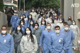 COVID-19 отступает в Сан-Паулу: закрылся временный госпиталь и вновь заработал собор