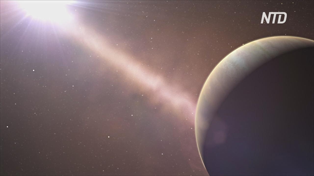 Учёные больше узнали об орбите экзопланеты «Бета Живописца b»