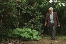 103-летний врач стал марафонцем, чтобы собрать деньги на исследования COVID-19