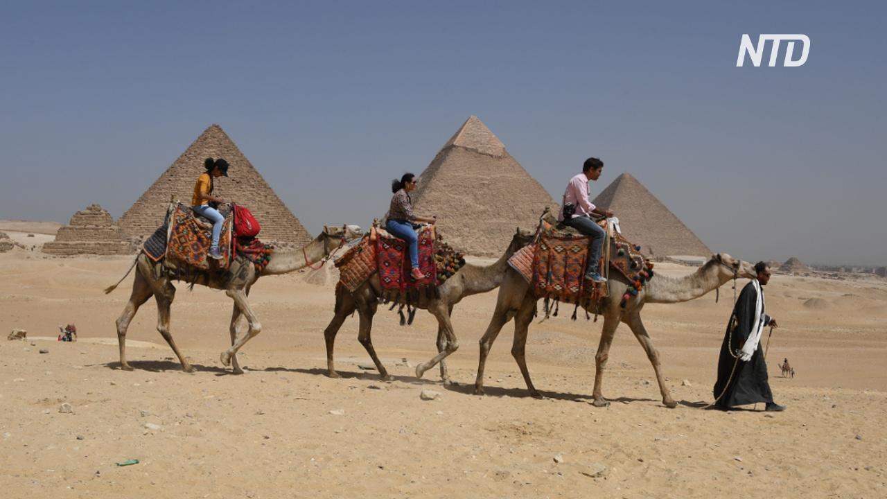 Египетские аэропорты и курорты 1 июля начнут принимать иностранцев