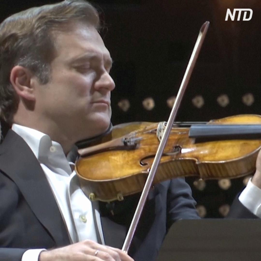 Симфонию Штрауса исполнили в пустой парижской филармонии