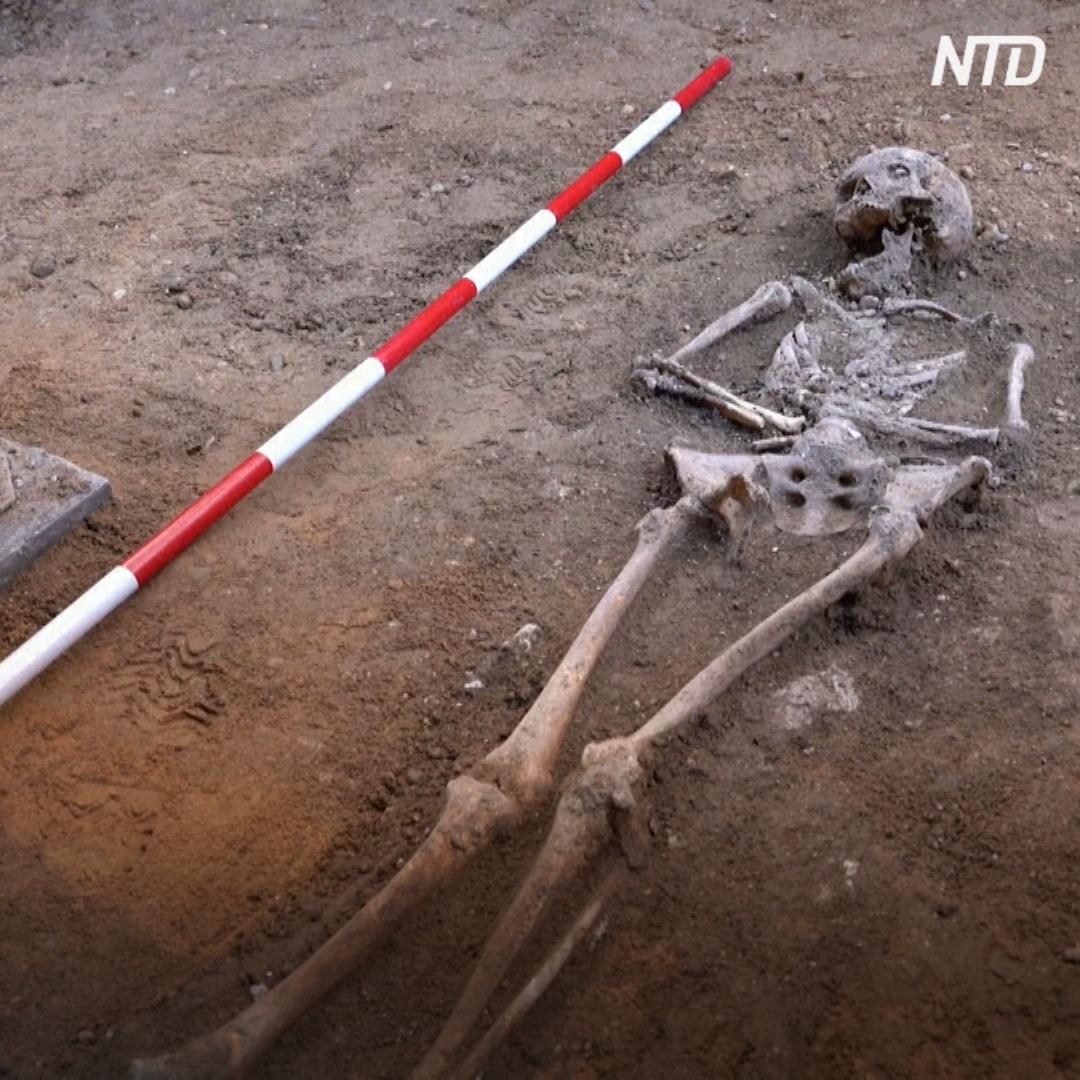 Могилу мятежного ирландского короля возможно нашли в Испании