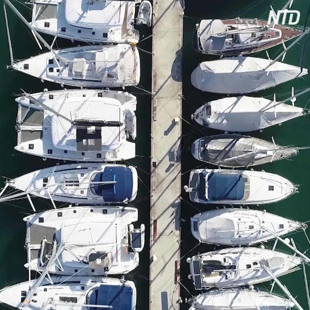 Хорватия привлекает туристов путешествиями на арендованных яхтах