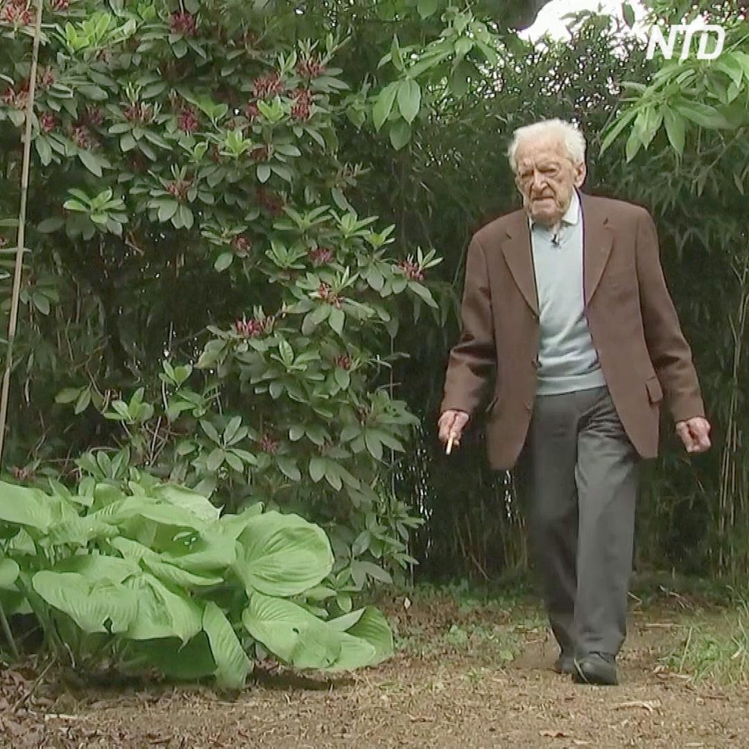 Как 103-летний врач стал марафонцем